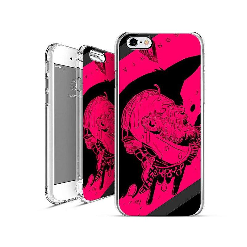 VIKINGS - ragnar lothbrok 2    apple - motorola - samsung - sony - asus - lg capa de celular