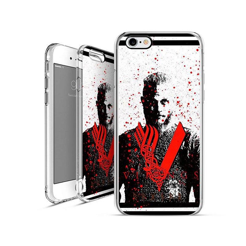 VIKINGS ragnar lothbrok 7   apple - motorola - samsung - sony - asus - lg capa de celular
