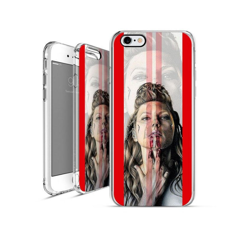 VIKINGS lagertha-lothbrok   apple - motorola - samsung - sony - asus - lg capa de celular