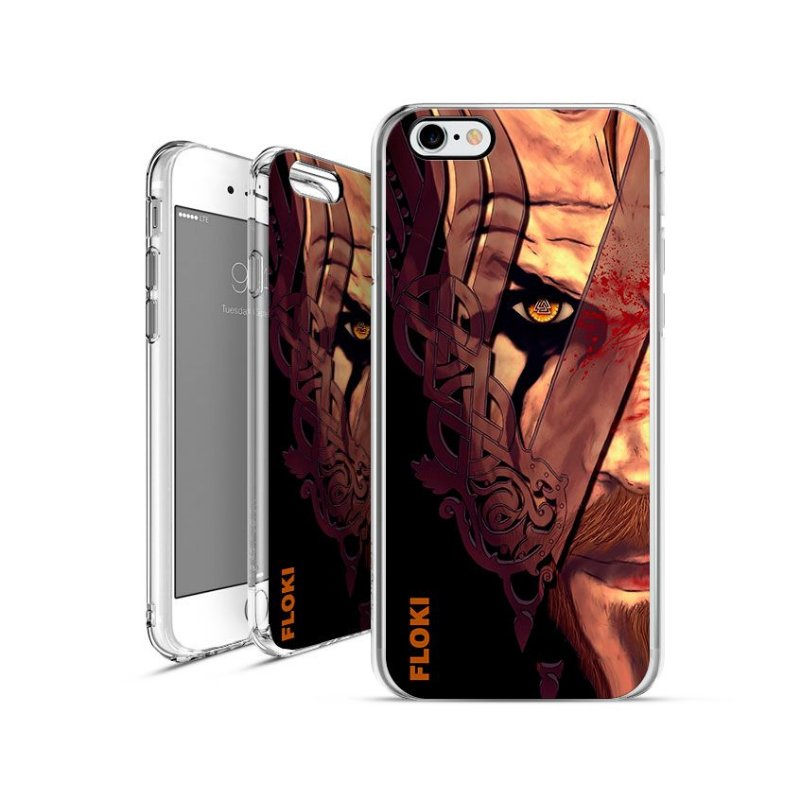 VIKINGS Floki 4   apple - motorola - samsung - sony - asus - lg capa de celular