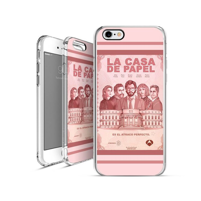 La casa de papel 5 (séries) | apple - motorola - samsung - sony - asus - lg|capa de celular