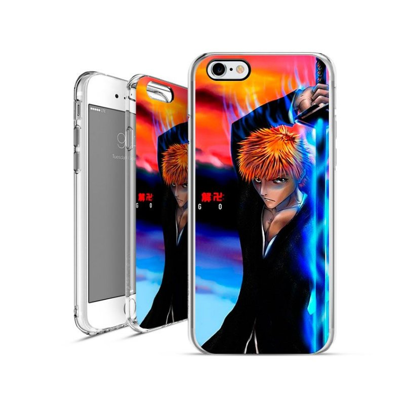 BLEACH  25   apple - motorola - samsung - sony - asus - lg   capa de celular