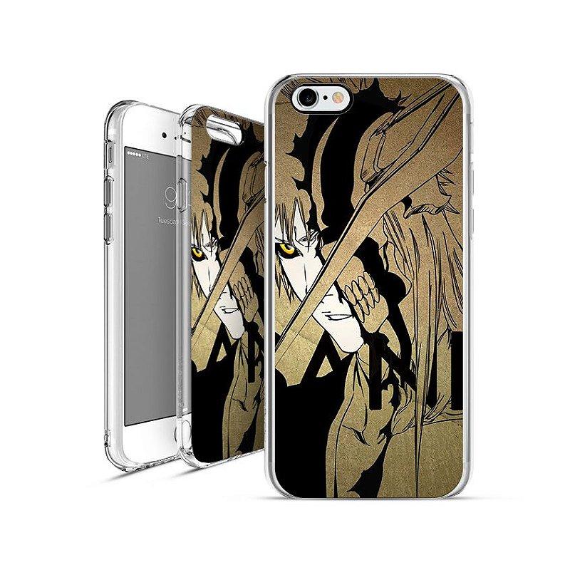 BLEACH  24   apple - motorola - samsung - sony - asus - lg   capa de celular