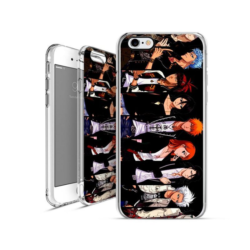 BLEACH 29   apple - motorola - samsung - sony - asus - lg   capa de celular