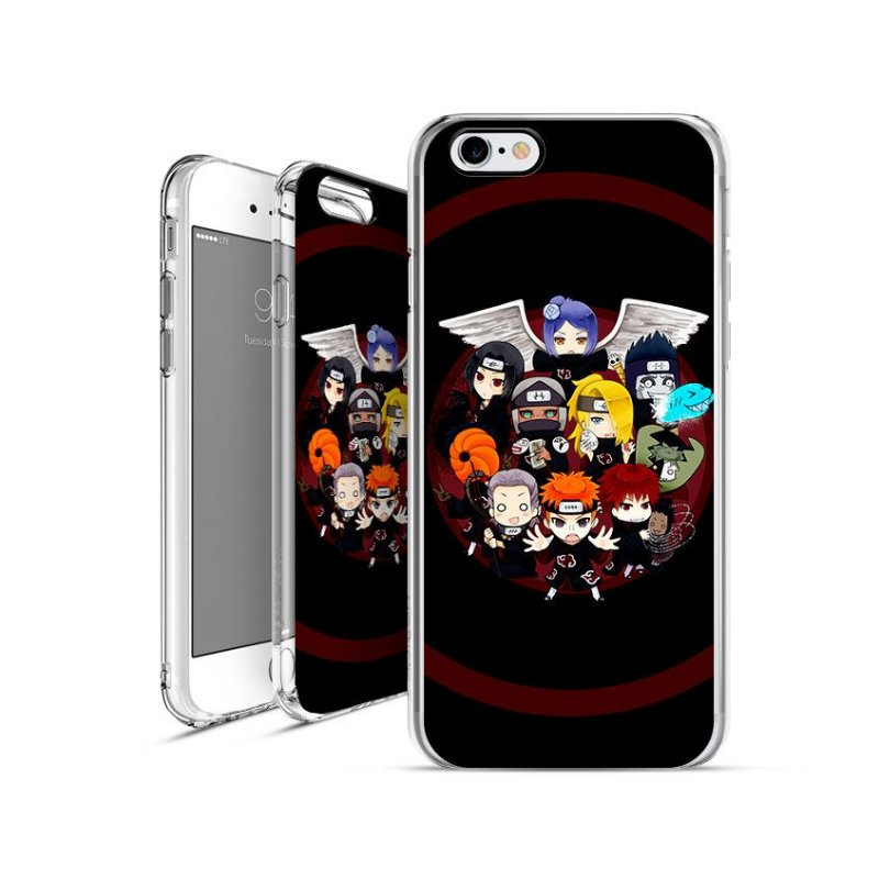 NARUTO 24 - Kakashi Hatake|  apple - motorola - samsung - sony - asus - lg | capa de celular