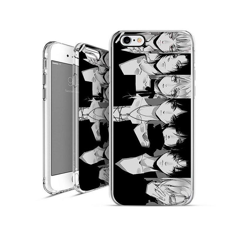 SHINGEKI NO KYOJIN 15 | apple - motorola - samsung - sony - asus - lg | capa de celular