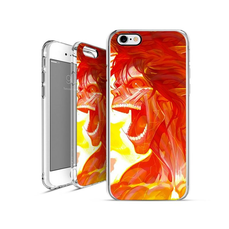 SHINGEKI NO KYOJIN 21 | apple - motorola - samsung - sony - asus - lg | capa de celular