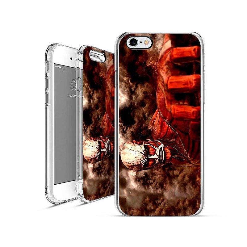 SHINGEKI NO KYOJIN  45 | apple - motorola - samsung - sony - asus - lg | capa de celular