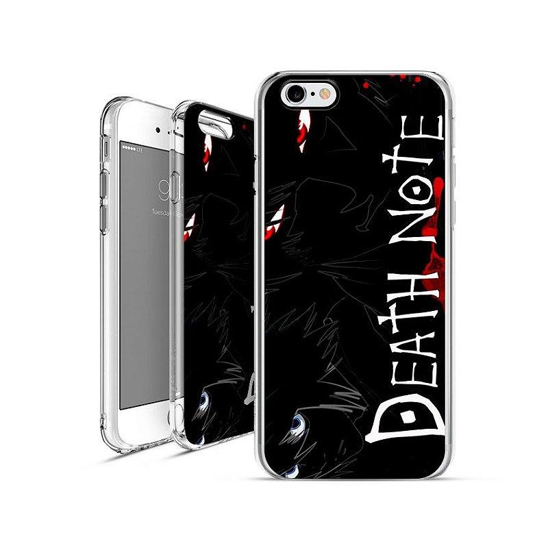 DEATH NOTE 18   apple - motorola - samsung - sony - asus - lg   capa de celular