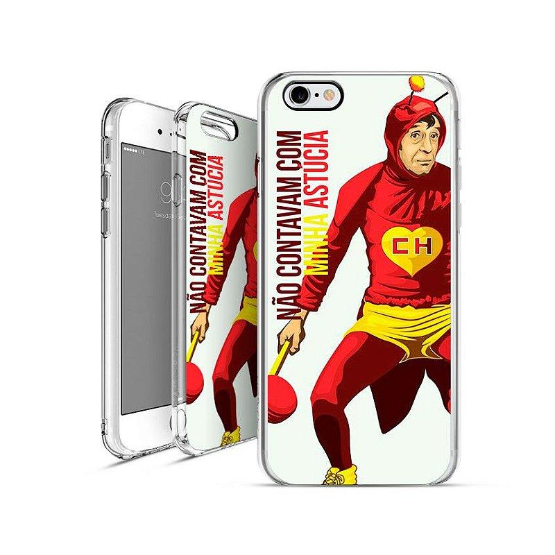 CHAPOLIN 4| apple - motorola - samsung - sony - asus - lg | capa de celular