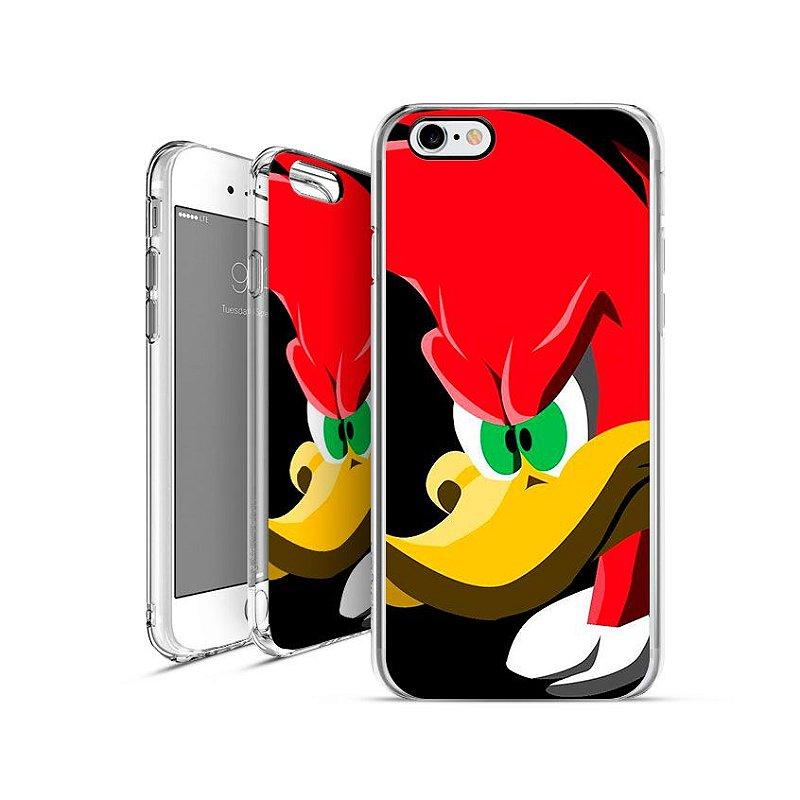 pica pau | apple - motorola - samsung - sony - asus - lg | capa de celular