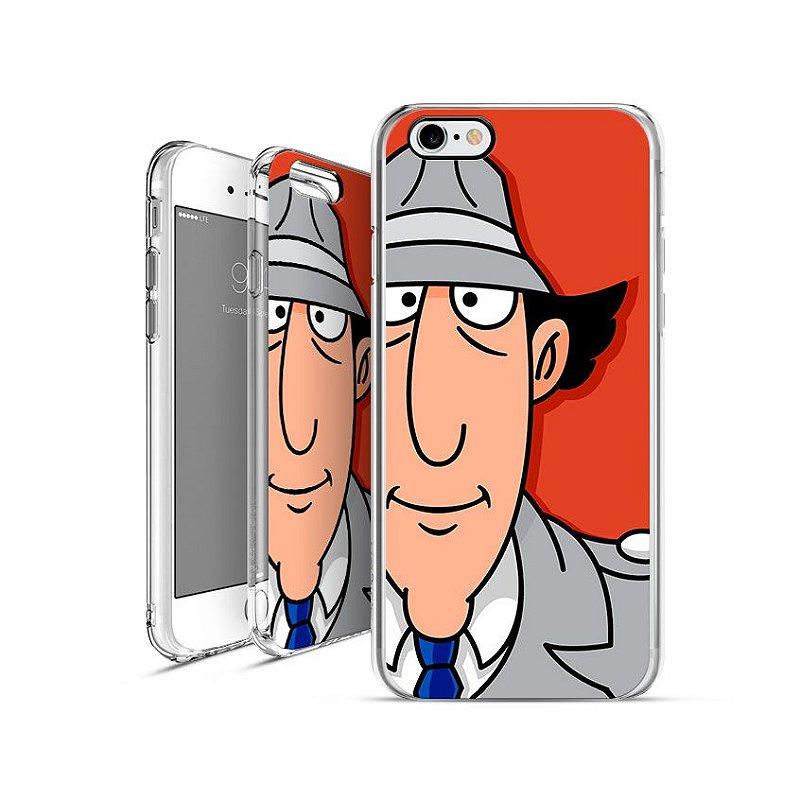 Inspetor Bugiganga | apple - motorola - samsung - sony - asus - lg | capa de celular