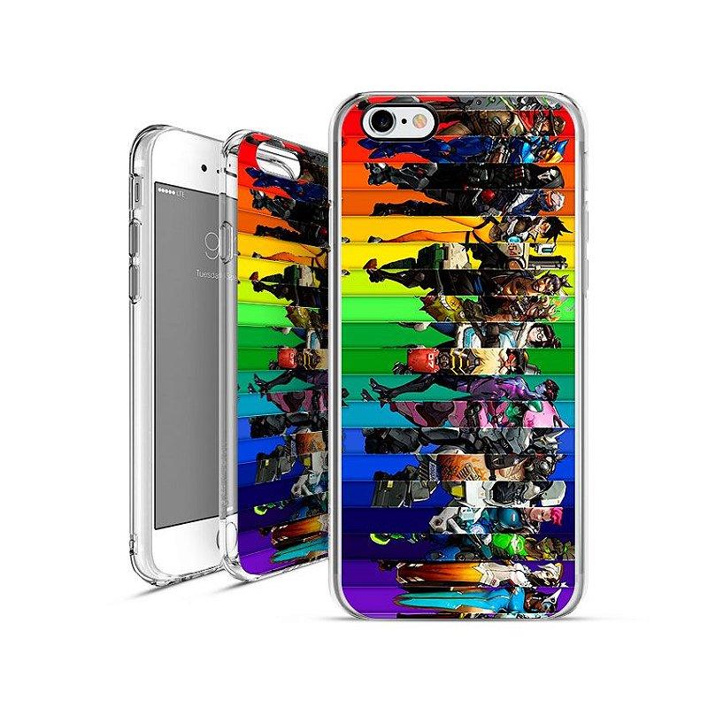 Overwatch 3 | apple - motorola - samsung - sony - asus - lg | capa de celular
