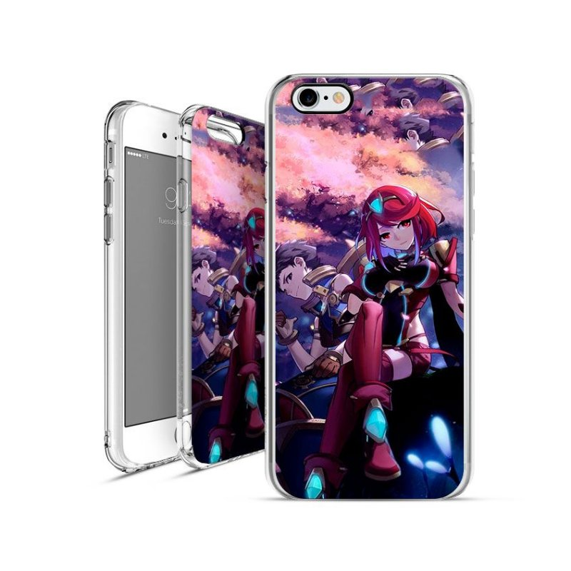 Xenoblade 3 - AKAME GA KILL anime 001 | apple - motorola - samsung - sony - asus - lg | capa de celular