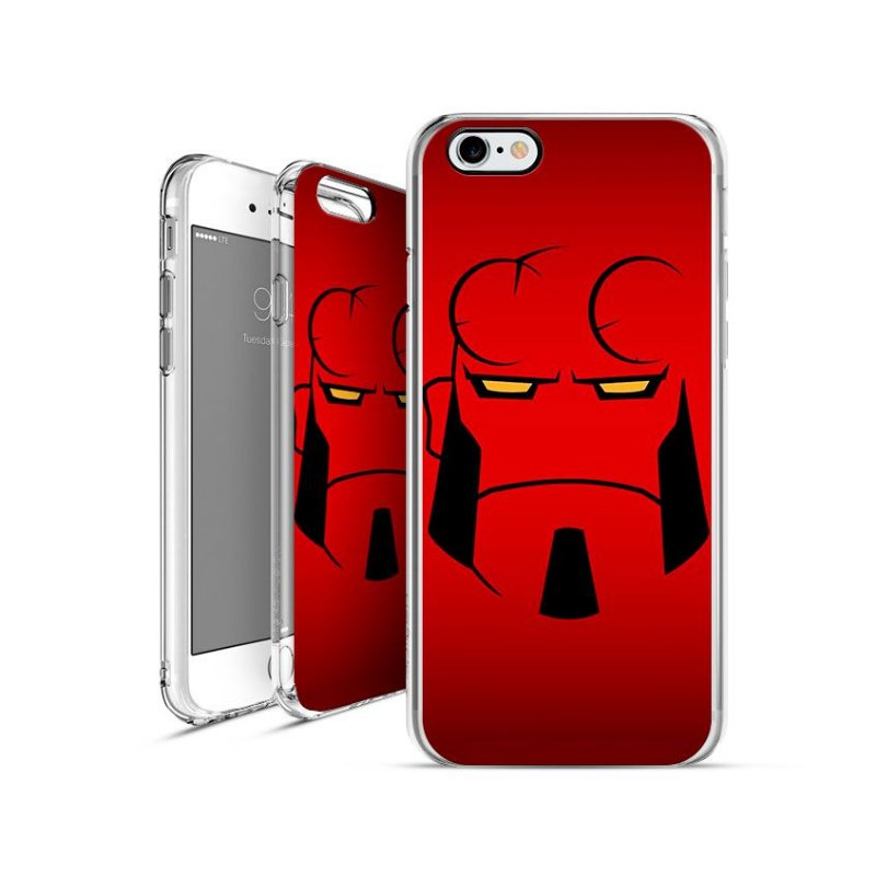 Hellboy 5 | apple - motorola - samsung - sony - asus - lg | capa de celular