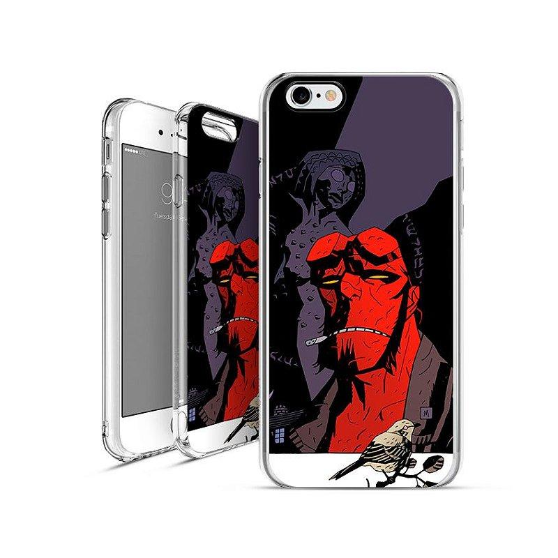 Hellboy 1 | apple - motorola - samsung - sony - asus - lg | capa de celular