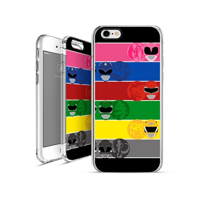POWER RANGES 2 | apple - motorola - samsung - sony - asus - lg | capa de celular