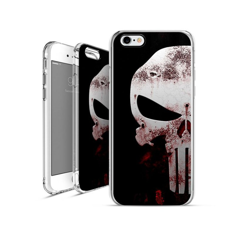 Homem Punisher | galaxy-iphone-xperia-moto-lg-zenfone| capa de celular