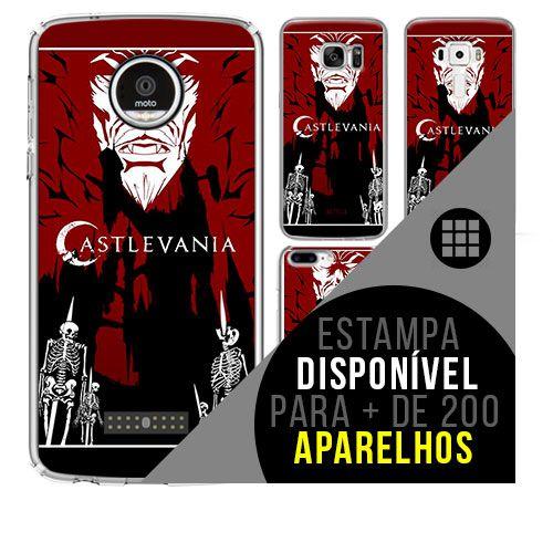 Capa de celular -  CASTLEVANIA 2 [disponível para + de 200 aparelhos]