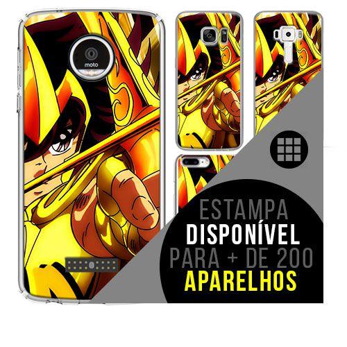 Capa de celular - CAVALEIROS DOS ZODÍACOS 12 [disponível para + de 200 aparelhos]
