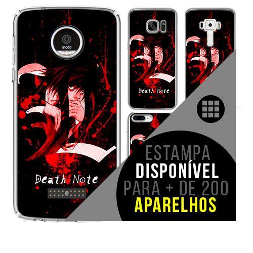 Capa de celular - DEATH NOTE 2 [disponível para + de 200 aparelhos]