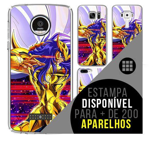 Capa de celular - CAVALEIROS DOS ZODÍACOS 29 [disponível para + de 200 aparelhos]