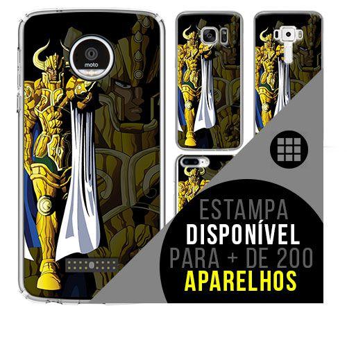 Capa de celular - CAVALEIROS DOS ZODÍACOS 23 [disponível para + de 200 aparelhos]
