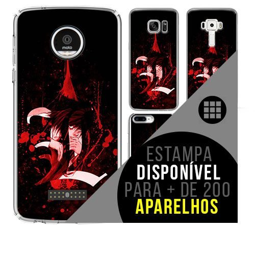 Capa de celular - DEATH NOTE 13 [disponível para + de 200 aparelhos]