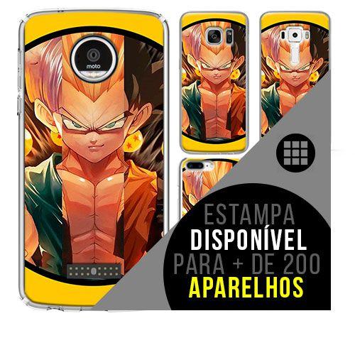 Capa de celular - DRAGON BALL Z 2 [disponível para + de 200 aparelhos]