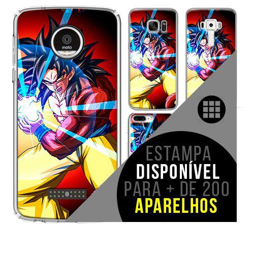 Capa de celular - DRAGON BALL GT 10 [disponível para + de 200 aparelhos]