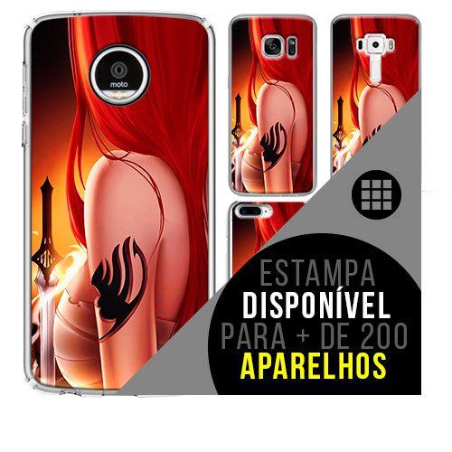 Capa de celular - FAIRY TAIL 4 [disponível para + de 200 aparelhos]