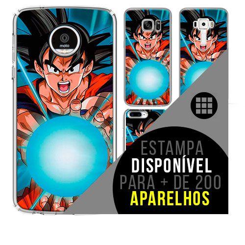 Capa de celular - DRAGON BALL Z 39 [disponível para + de 200 aparelhos]