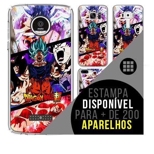 Capa de celular - DRAGON BALL Z 51 [disponível para + de 200 aparelhos]