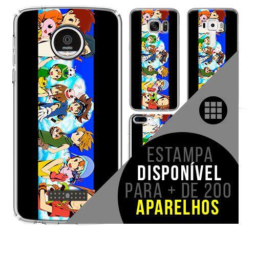 Capa de celular -DIGIMON 4 [disponível para + de 200 aparelhos]