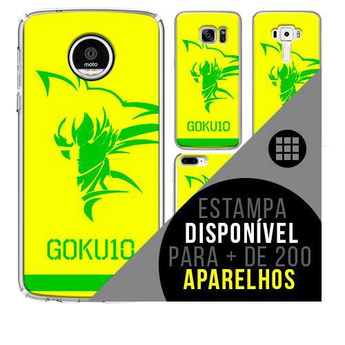 Capa de celular - DRAGON BALL Z 119 [disponível para + de 200 aparelhos]