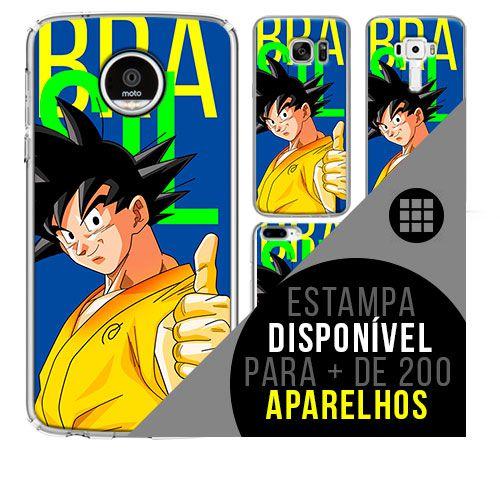 Capa de celular - DRAGON BALL Z 117 [disponível para + de 200 aparelhos]