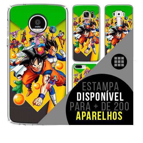 Capa de celular - DRAGON BALL Z 115 [disponível para + de 200 aparelhos]