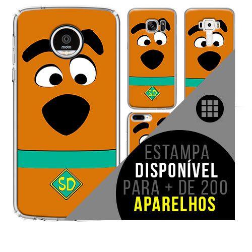 Capa de celular - SCOOBY-DOO [disponível para + de 200 aparelhos]