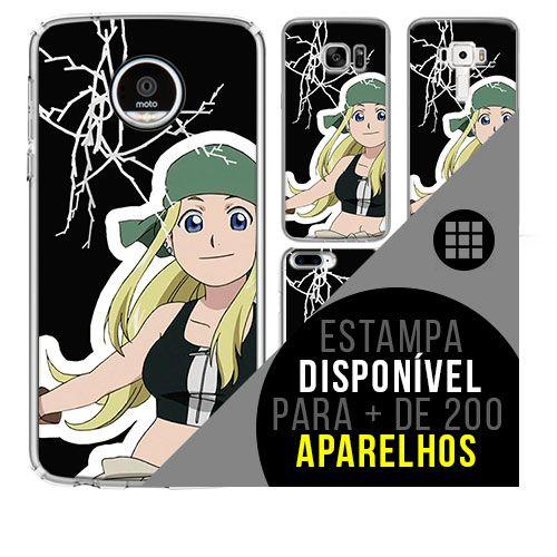 Capa de celular - FULLMETAL ALCHEMIST 8 [disponível para + de 200 aparelhos]