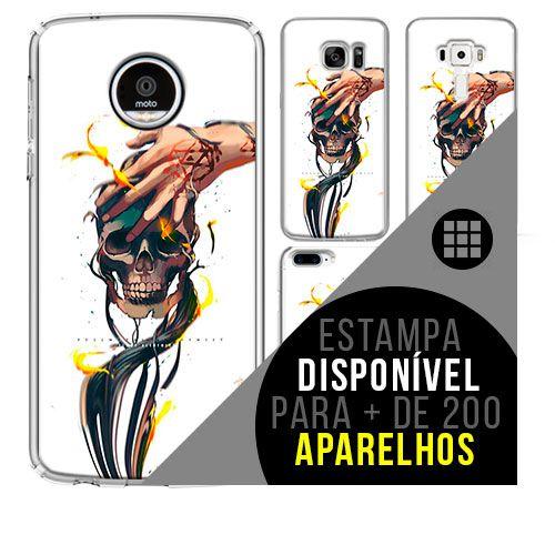 Capa de celular - FULLMETAL ALCHEMIST 5 [disponível para + de 200 aparelhos]