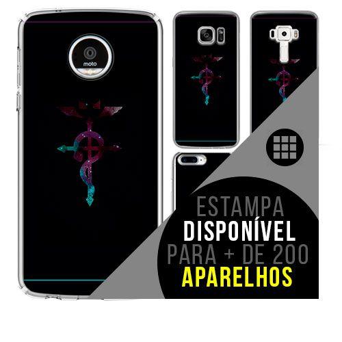 Capa de celular - FULLMETAL ALCHEMIST 23 [disponível para + de 200 aparelhos]