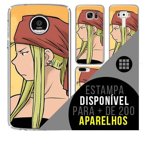 Capa de celular - FULLMETAL ALCHEMIST 44 [disponível para + de 200 aparelhos]