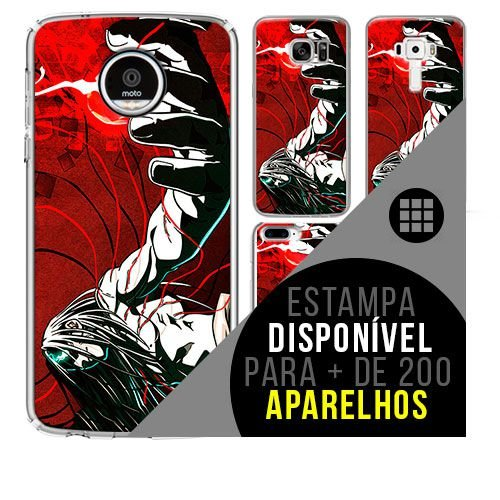 Capa de celular - FULLMETAL ALCHEMIST 48 [disponível para + de 200 aparelhos]