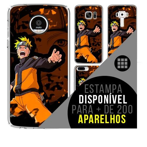 Capa de celular - NARUTO 5 [disponível para + de 200 aparelhos]