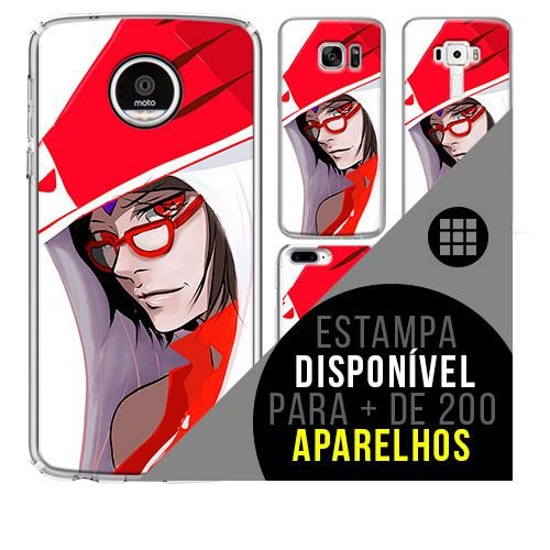 Capa de celular - NARUTO 7 [disponível para + de 200 aparelhos]