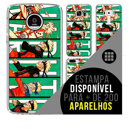 Capa de celular - NARUTO 16 [disponível para + de 200 aparelhos]