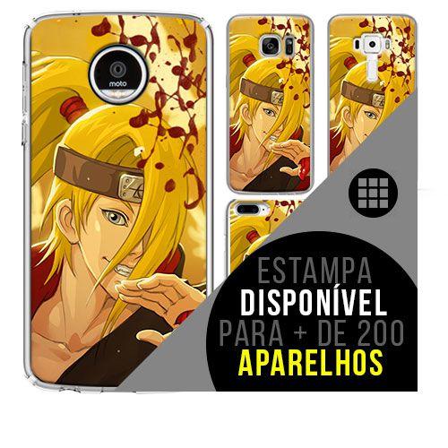 Capa de celular - NARUTO 24b [disponível para + de 200 aparelhos]