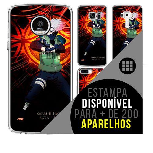 Capa de celular - NARUTO 24 [disponível para + de 200 aparelhos]