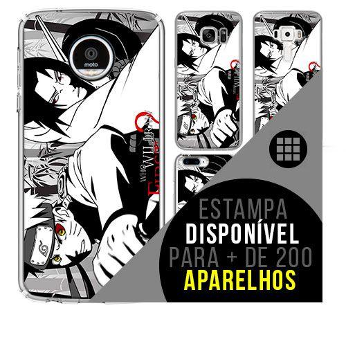 Capa de celular - NARUTO 37 [disponível para + de 200 aparelhos]