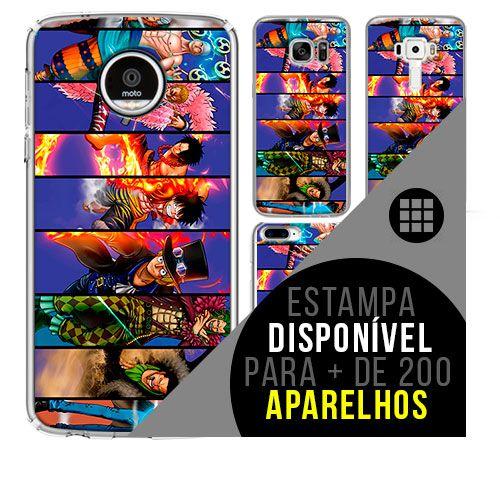 Capa de celular - ONE PIECE 16 [disponível para + de 200 aparelhos]